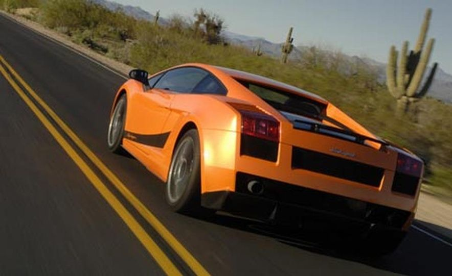2007 Lamborghini Gallardo Superleggera - Slide 3