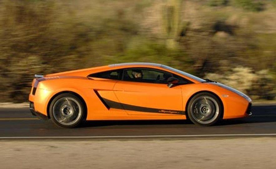 2007 Lamborghini Gallardo Superleggera - Slide 4
