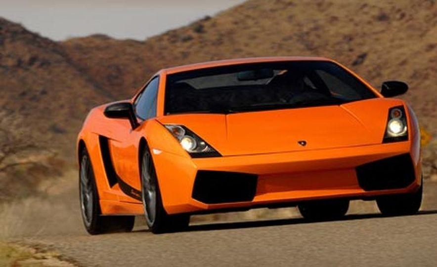 2007 Lamborghini Gallardo Superleggera - Slide 5