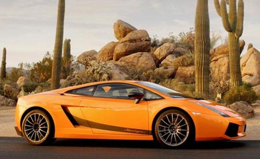 2007 Lamborghini Gallardo Superleggera - Slide 6