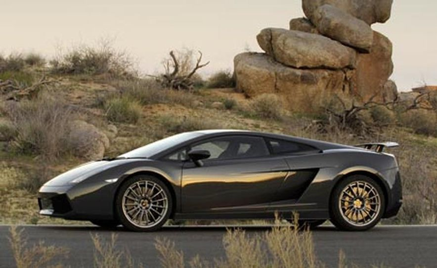 2007 Lamborghini Gallardo Superleggera - Slide 8