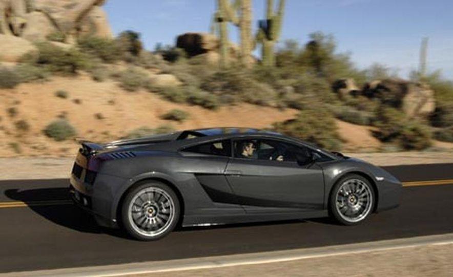 2007 Lamborghini Gallardo Superleggera - Slide 9