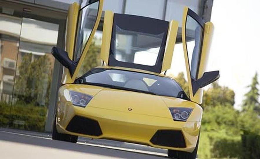 2007 Lamborghini Murciélago LP640 - Slide 1