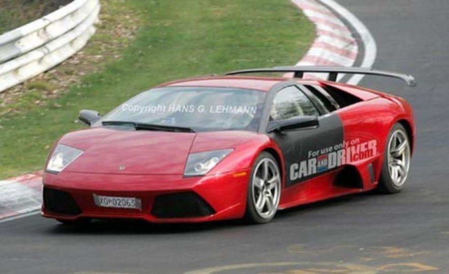 2008 Lamborghini Murciélago Superleggera - Slide 1