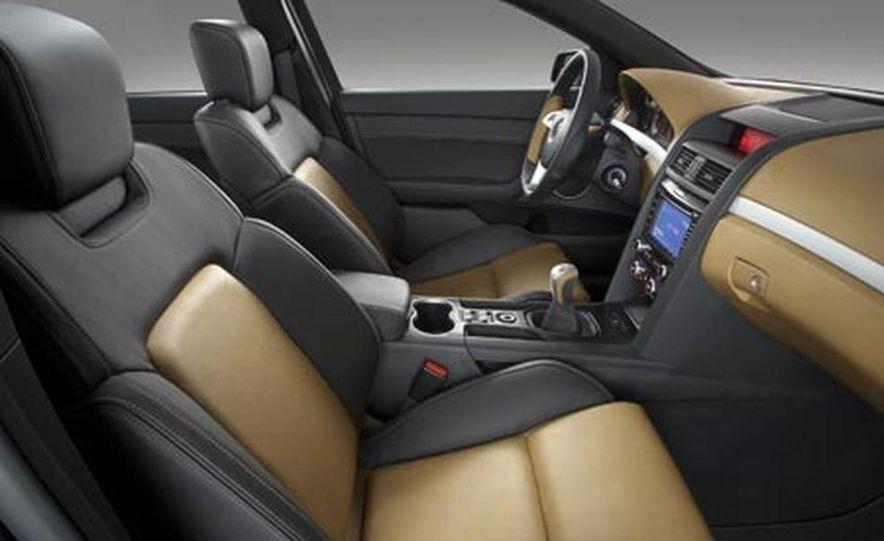 2008 Ford Taurus X - Slide 19