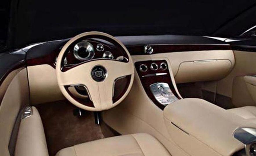 Cadillac Sixteen concept - Slide 12