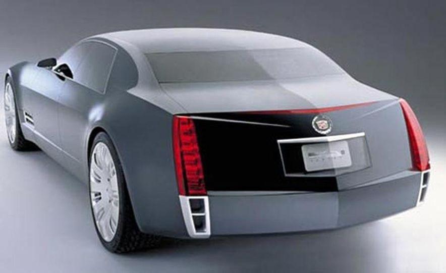 Cadillac Sixteen concept - Slide 4