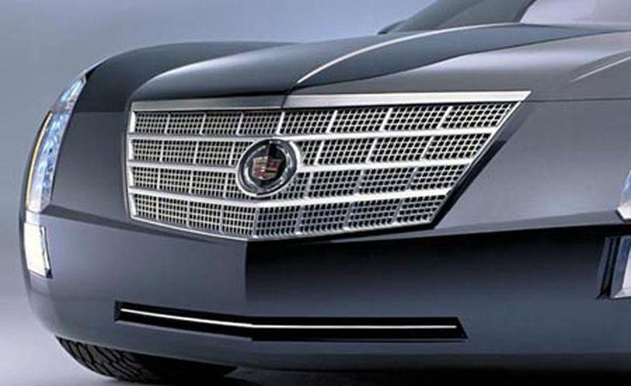 Cadillac Sixteen concept - Slide 5