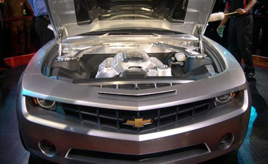 Chevrolet Camaro concept - Slide 4