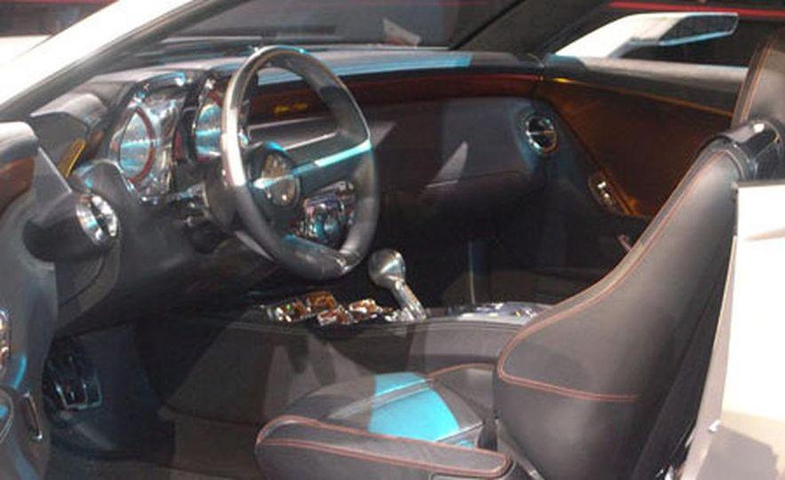 Chevrolet Camaro concept - Slide 28