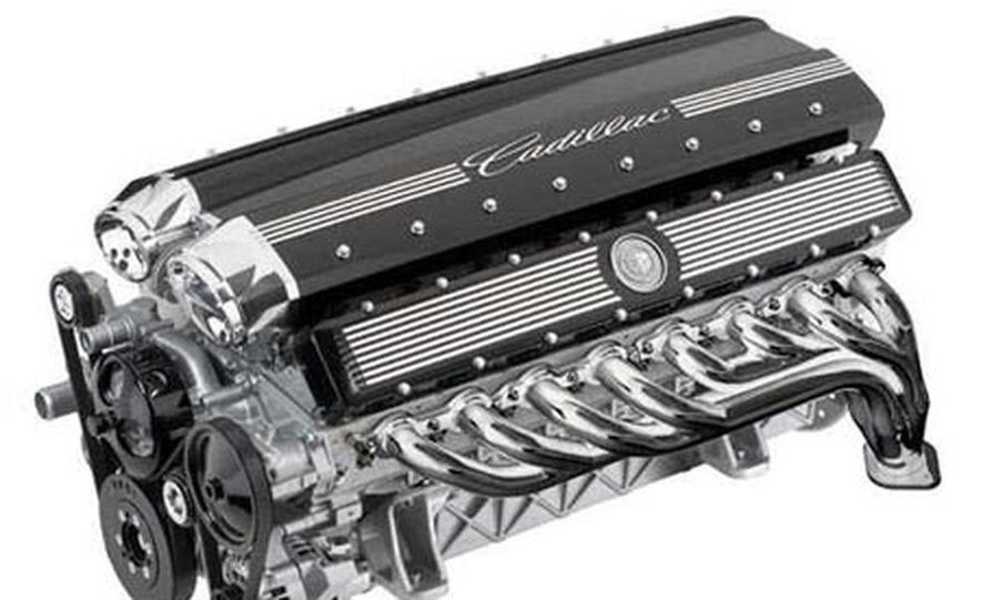 Cadillac Sixteen concept - Slide 9