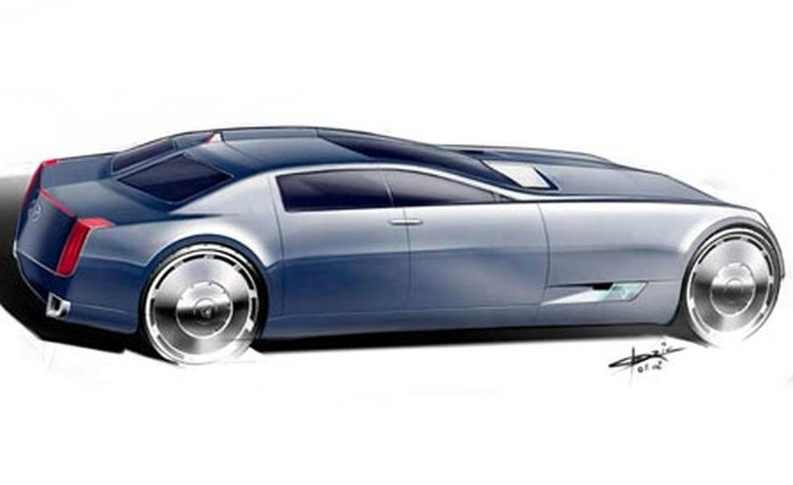 Cadillac Sixteen concept - Slide 8