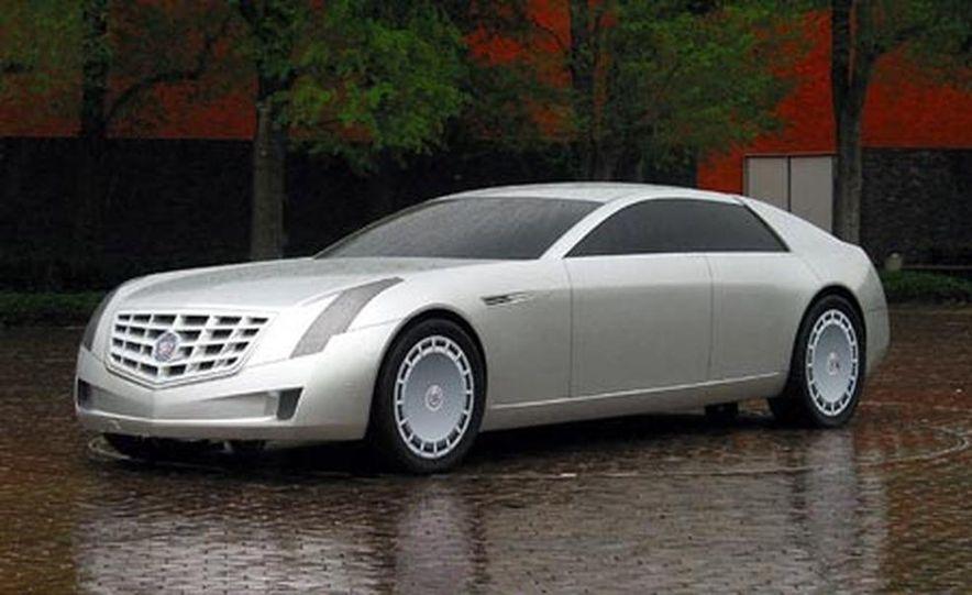 Cadillac Sixteen concept - Slide 6