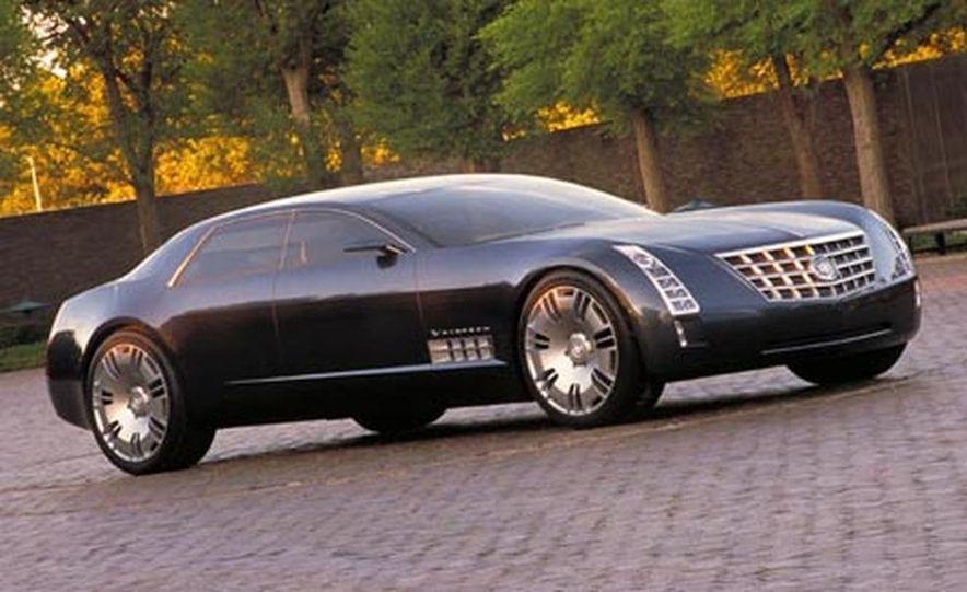 Cadillac Sixteen concept - Slide 7