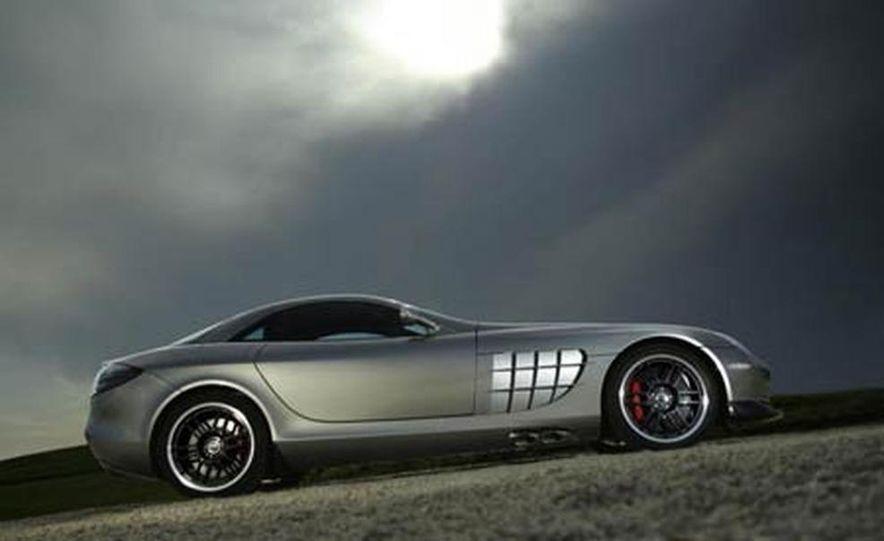 2007 Mercedes-Benz SLR McLaren 722 Edition - Slide 8