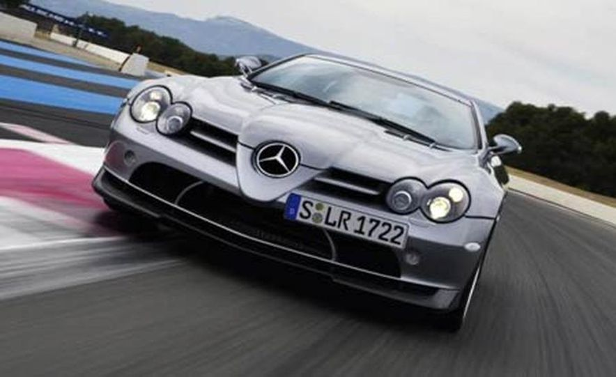 2007 Mercedes-Benz SLR McLaren 722 Edition - Slide 13