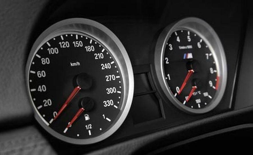 2008 BMW M3 coupe - Slide 19