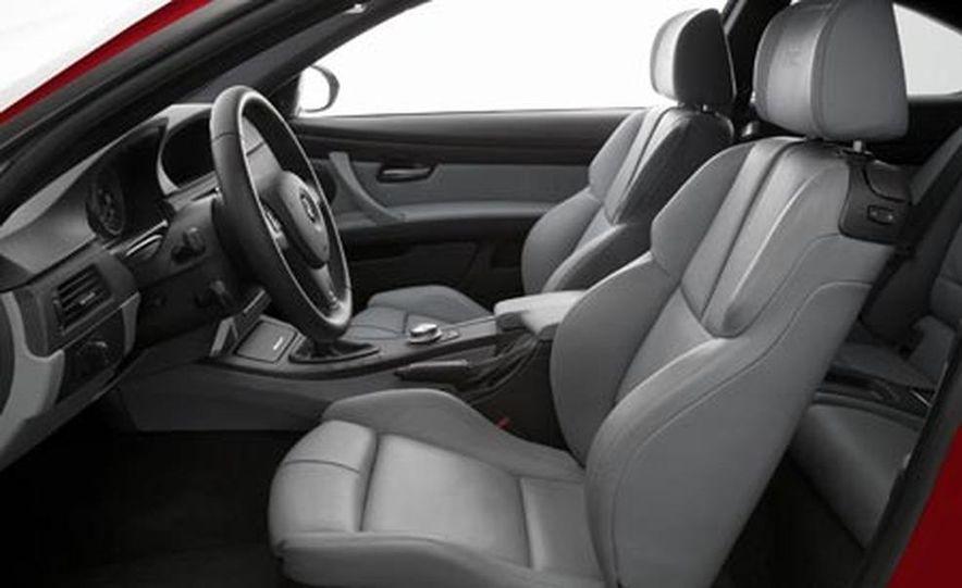 2008 BMW M3 coupe - Slide 20