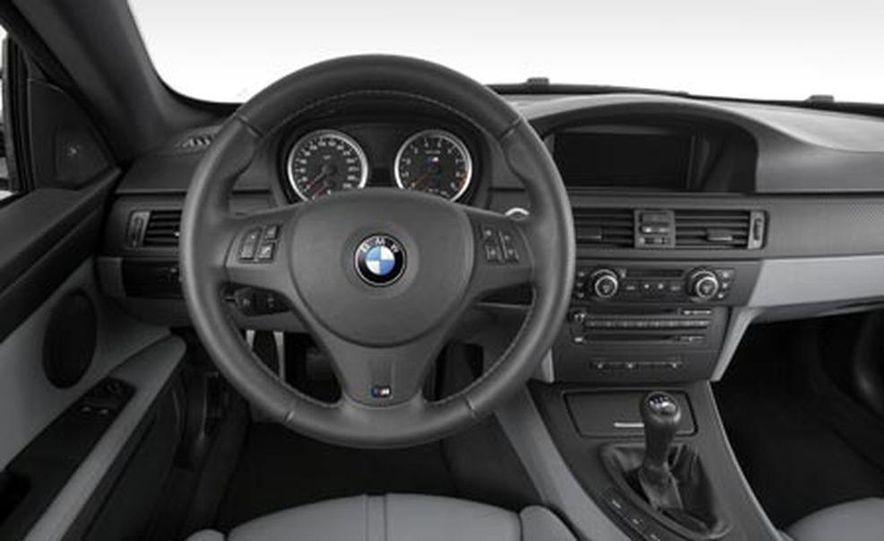 2008 BMW M3 coupe - Slide 21