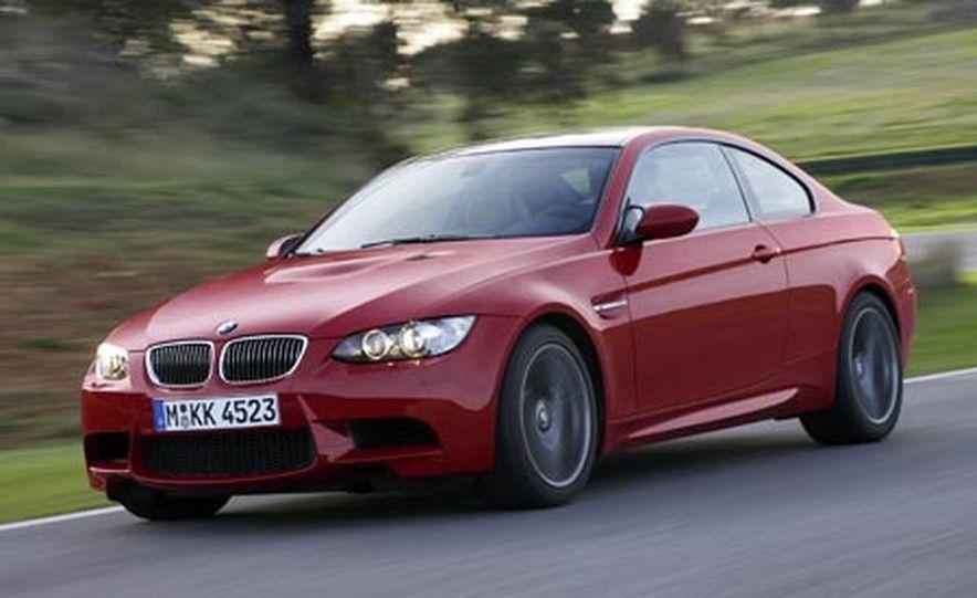 2008 BMW M3 coupe - Slide 2