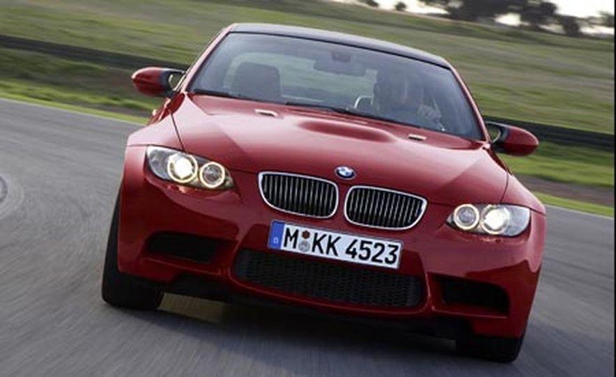 2008 BMW M3 coupe - Slide 3