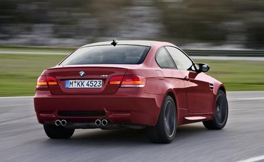 2008 BMW M3 coupe - Slide 4