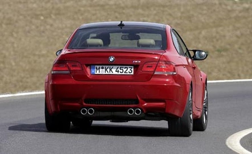 2008 BMW M3 coupe - Slide 6