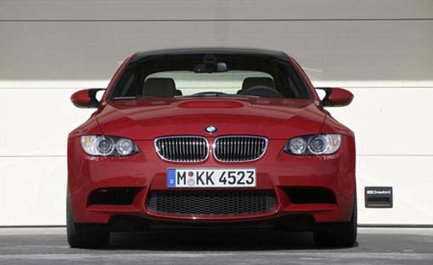 2008 BMW M3 coupe - Slide 7