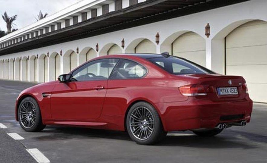 2008 BMW M3 coupe - Slide 9