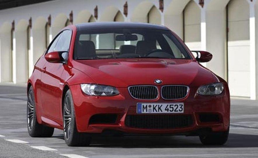 2008 BMW M3 coupe - Slide 12
