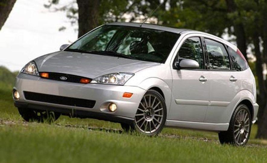 Ford Contour SVT - Slide 8
