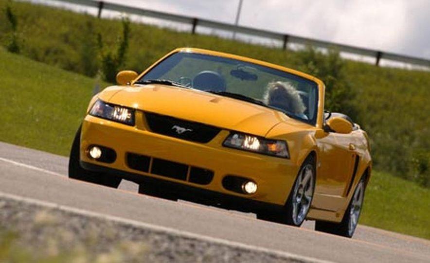 Ford Contour SVT - Slide 15