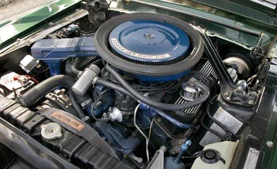 2008 Ford Mustang Shelby GT500KR - Slide 21