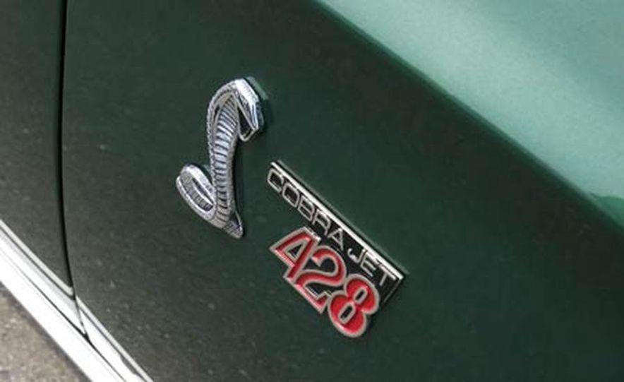 2008 Ford Mustang Shelby GT500KR - Slide 22