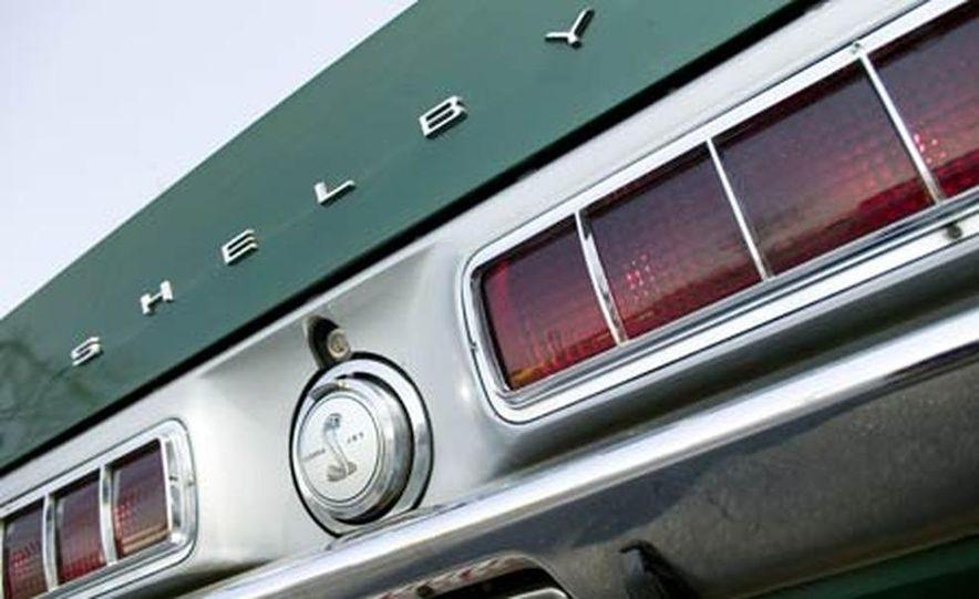 2008 Ford Mustang Shelby GT500KR - Slide 23