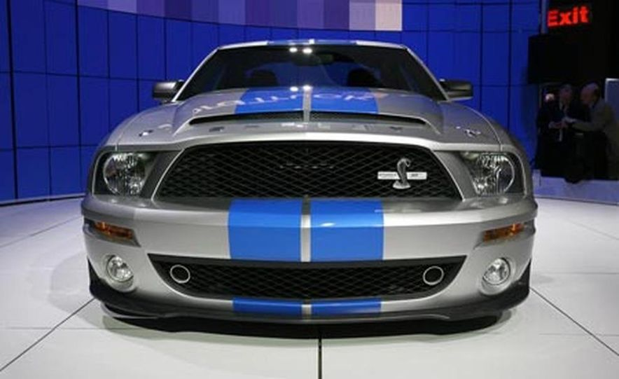 2008 Ford Mustang Shelby GT500KR - Slide 1