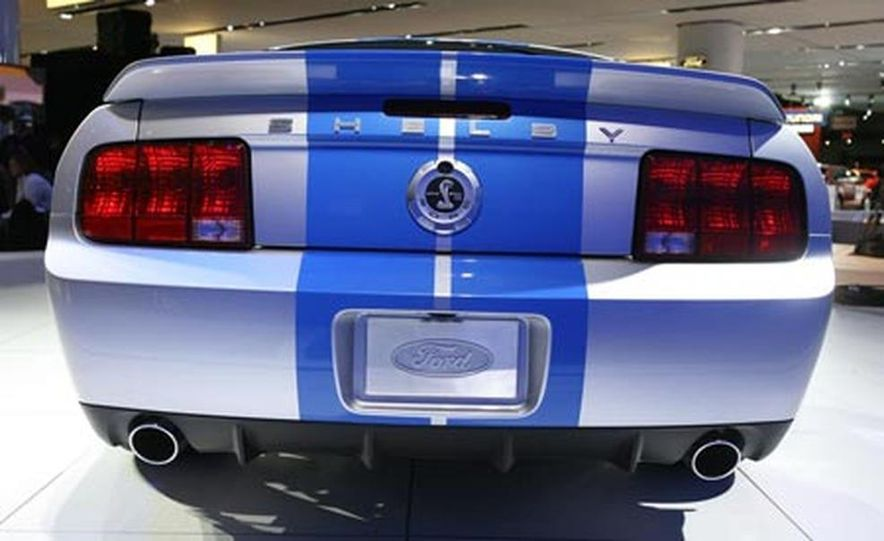 2008 Ford Mustang Shelby GT500KR - Slide 5