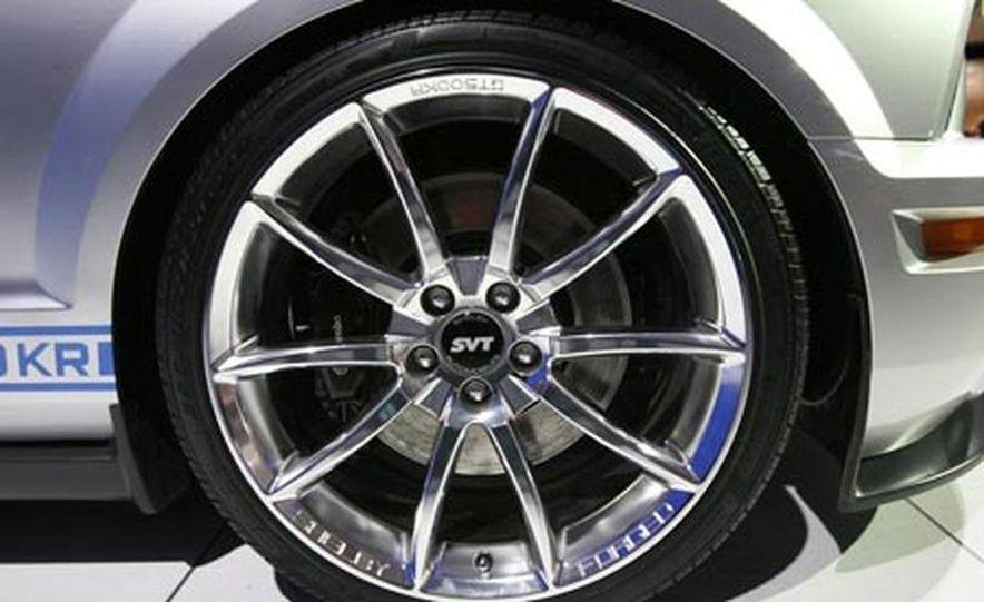 2008 Ford Mustang Shelby GT500KR - Slide 9