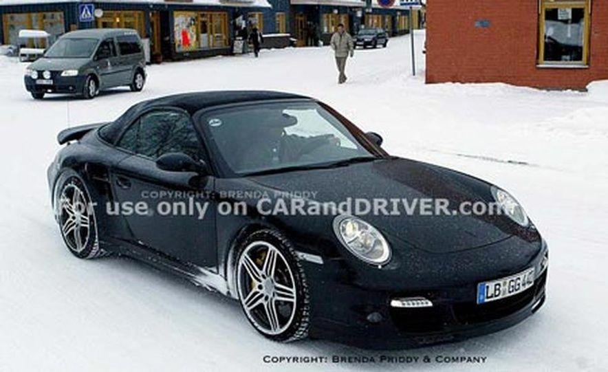 2008 Porsche 911 Turbo cabriolet - Slide 2