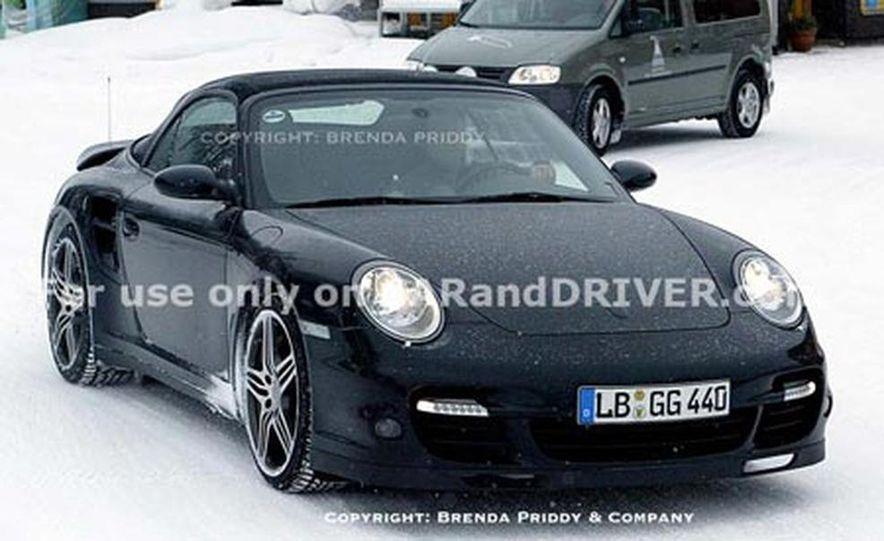 2008 Porsche 911 Turbo cabriolet - Slide 3