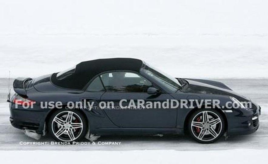 2008 Porsche 911 Turbo cabriolet - Slide 4
