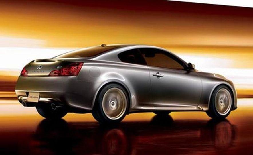 2008 Infiniti G37 coupe - Slide 8