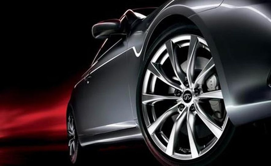 2008 Infiniti G37 coupe - Slide 9