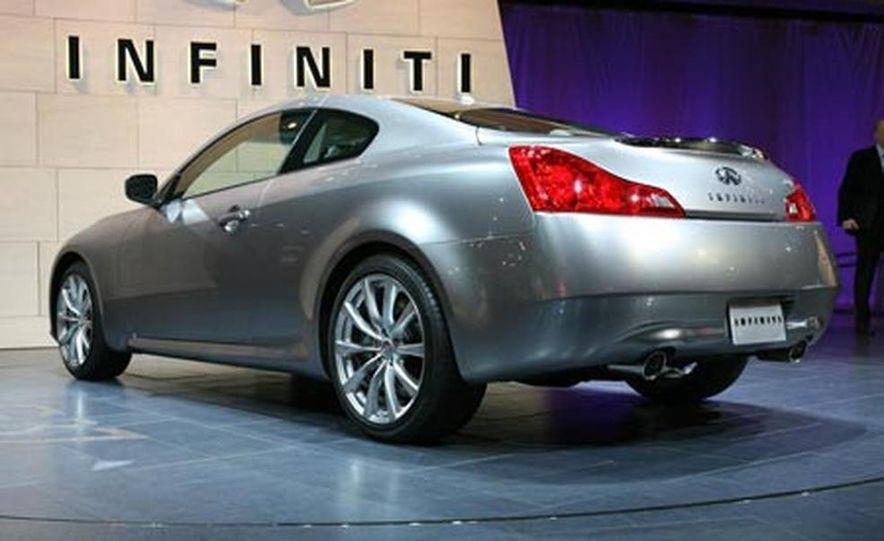 2008 Infiniti G37 coupe - Slide 13