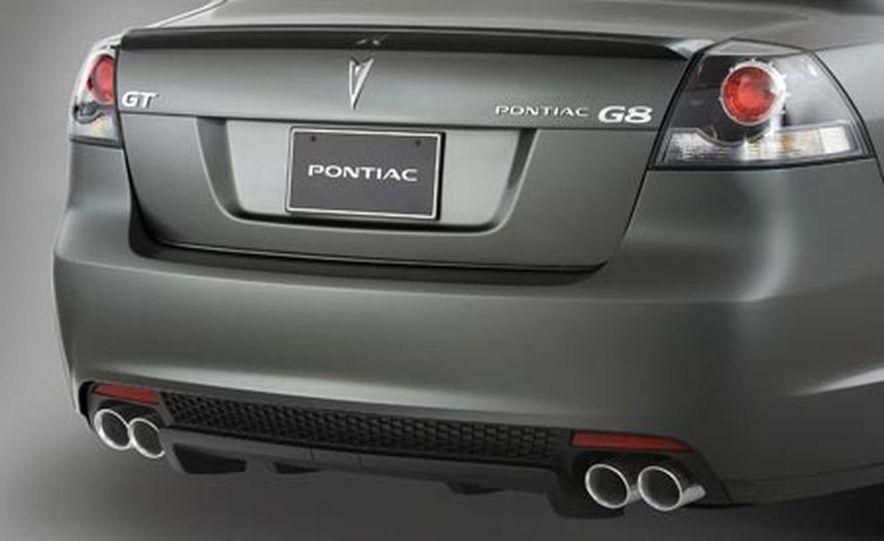 2008 Pontiac G8 GT - Slide 2