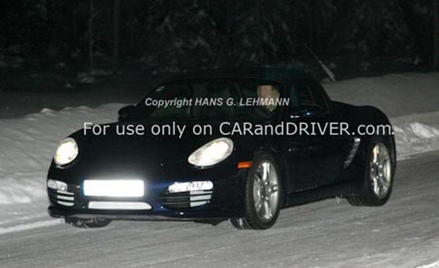 2009 Porsche Boxster - Slide 1