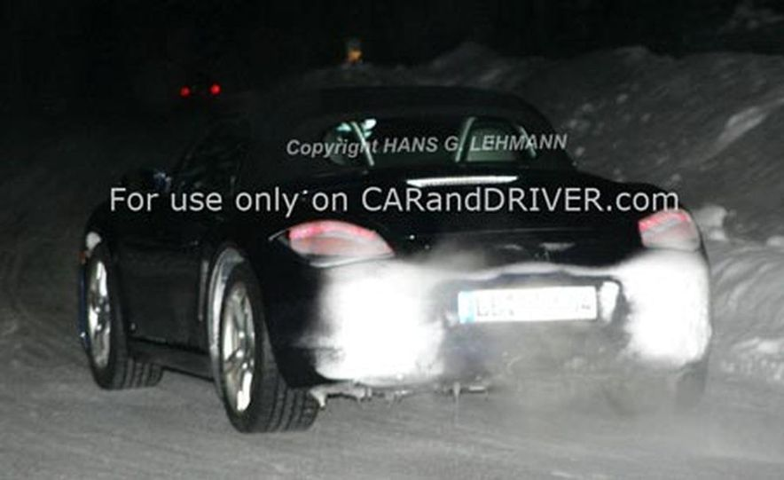 2009 Porsche Boxster - Slide 2