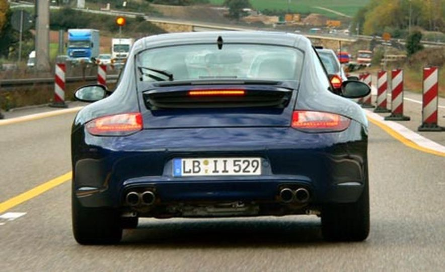 2009 Porsche 911 Carrera S - Slide 3
