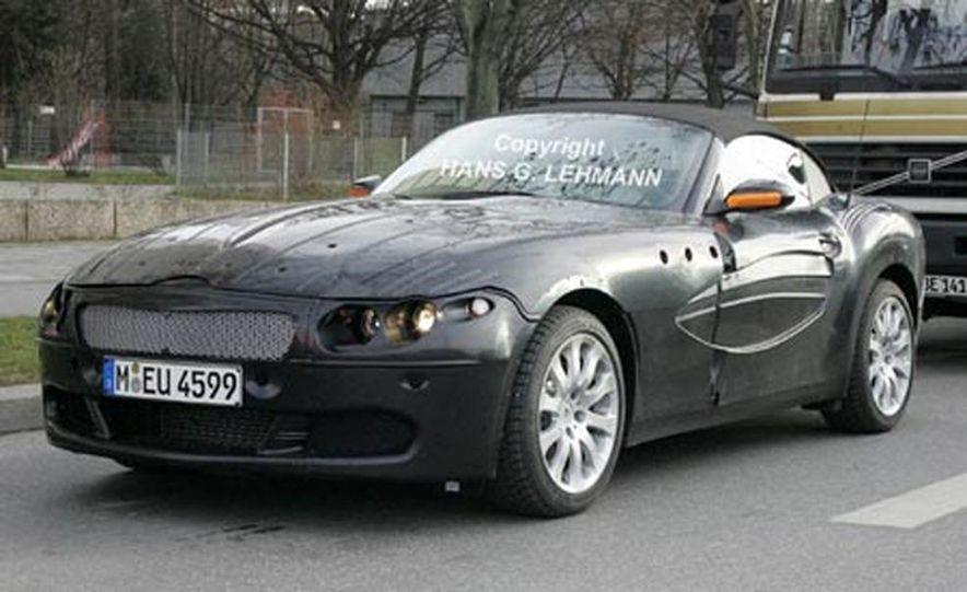 2010 BMW Z9 - Slide 1