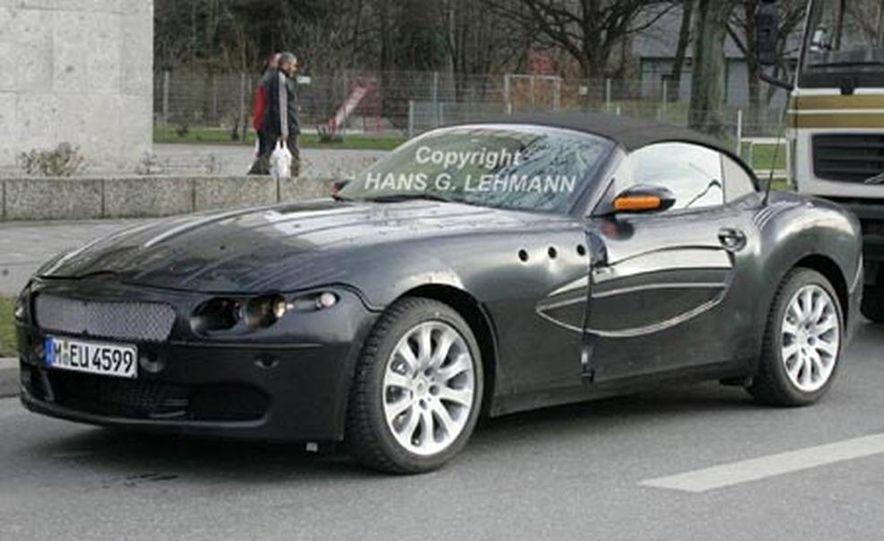 2010 BMW Z9 - Slide 2
